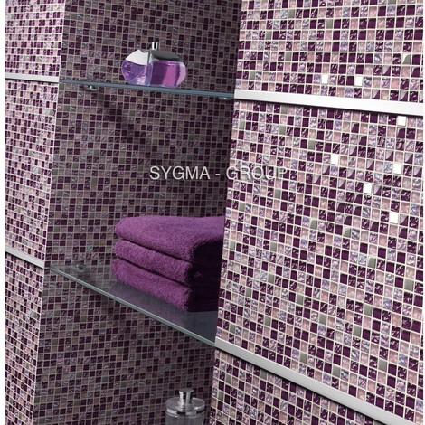 mosaik aus glas fur dusche und bad mv-har-vio - mos-mv ...