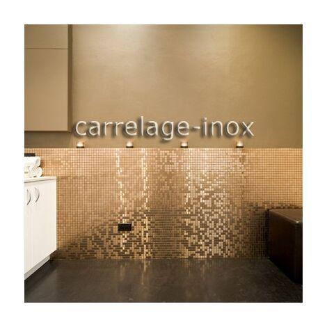 mosaique inox pour cuisine et salledebain mi-mix-cui