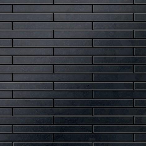 Mosaïque métal massif Carrelage Acier brut laminé gris Grosseur 1,6mm ALLOY Avenue-RS 0,74 m2
