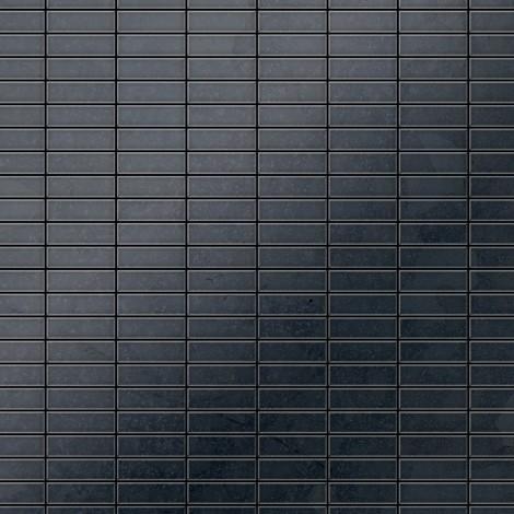 Mosaïque métal massif Carrelage Acier brut laminé gris Grosseur 1,6mm ALLOY Cabin-RS 1,01 m2