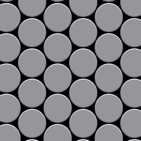 Mosaïque métal massif Carrelage Acier inoxydable matt gris Grosseur 1,6mm ALLOY Medallion-S-S-MA 0,73 m2