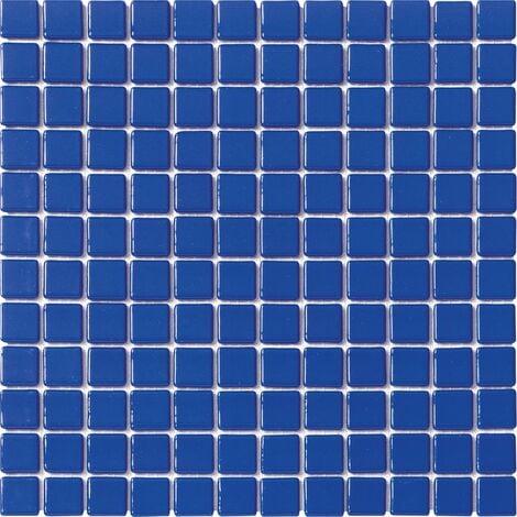 Mosaique piscine Lisa bleu marine 2002 31.6x31.6 cm - 2m²