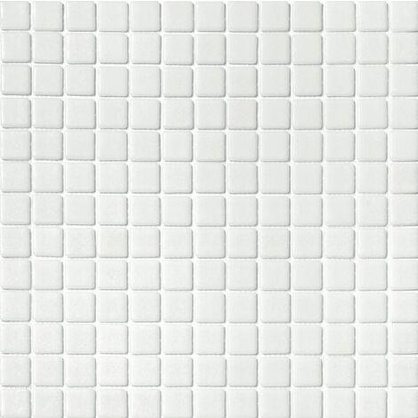 Mosaique piscine Nieve Blanc 3000 31.6x31.6 cm - 2m²