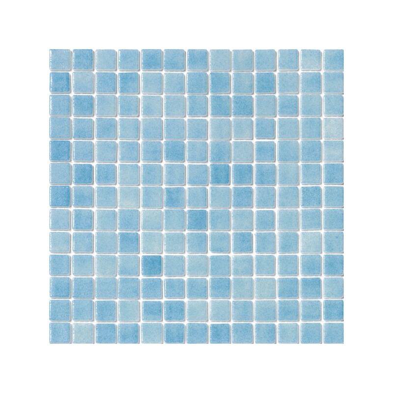 Mosaique pisc e Nieve bleu celeste 3004 31.6x31.6 cm - 2 m² - IN