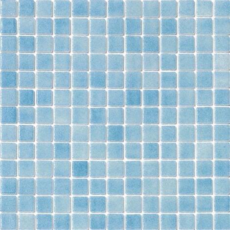 Mosaique piscine Nieve bleu celeste 3004 31.6x31.6 cm - 2 m²