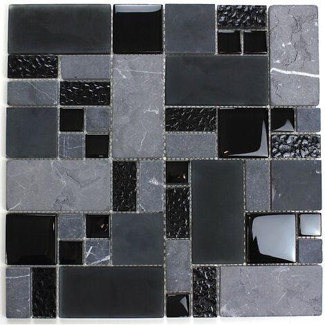 Mosaique salle de bain et carrelage cuisine mvp-shadow