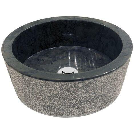 MOSAVIT LOJA Lavabo Sobre Encimera De Piedra