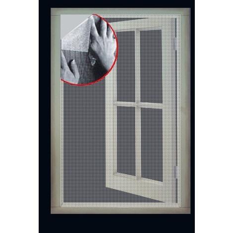 Mosquitera Con Velcro Negro 130X150 Cm - EPID - 602210061315