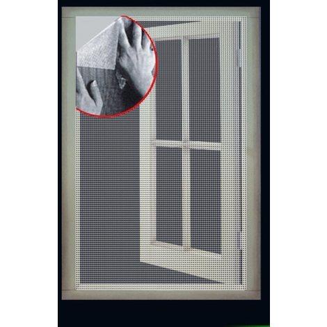 Mosquitera con Velcro Negro - EPID - 602210061525 - 150X250 CM