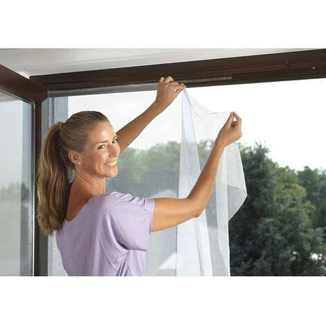 Mosquitera con velcro ventana 130x150cm