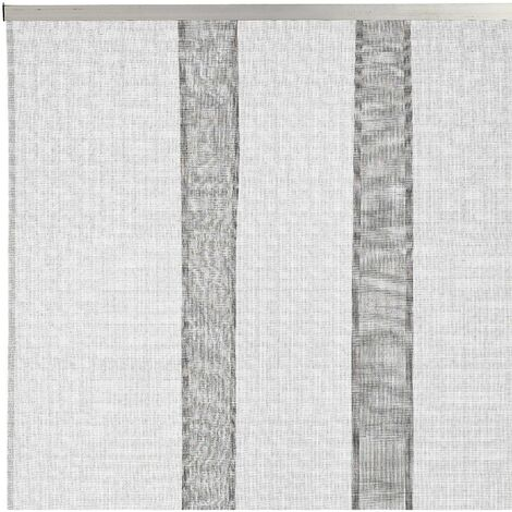 Mosquitera cortina de fibra de vidrio 80 x 240 cm