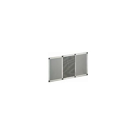Mosquitera Fija Extensible Blanca 100-193X75Cm