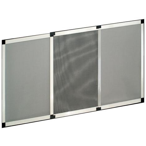 Mosquitera Fija Extensible Bronce 100-193X70 - EPID - 602110121007