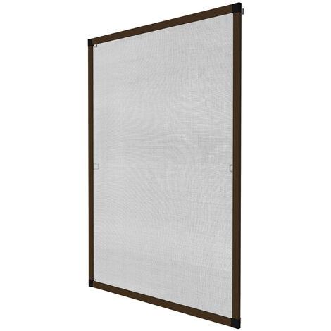 Mosquitera para el marco de la ventana - tela mosquitera con marco de aluminio, mosquitero translúcido para cortar a medida, malla mosquitera transpirable para casa