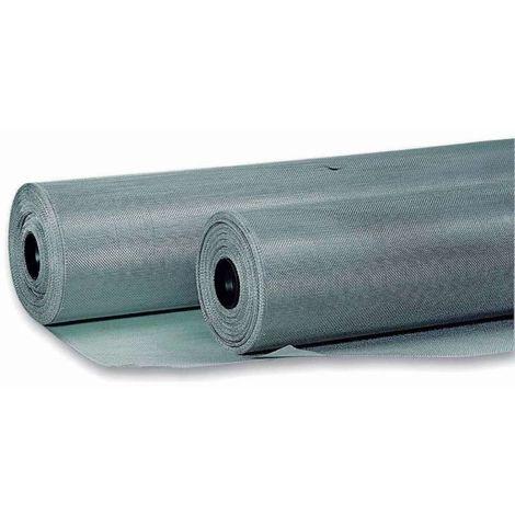 Mosquitera tejido aluminio, 100x 250cm - 100 x 250 cm