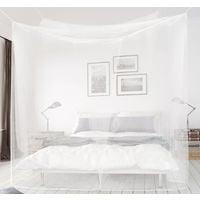 Mosquito Net Canopy for Beds - Rectangular