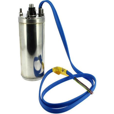 Moteur de pompe de forage O99 triphasé 1,5ch type L4C