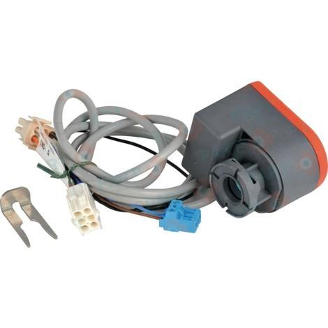 Moteur de vanne d'inversion cable PR DTG 1300 ECONOX PLUS/ V 130 Réf. 200002681 DE DIETRICH