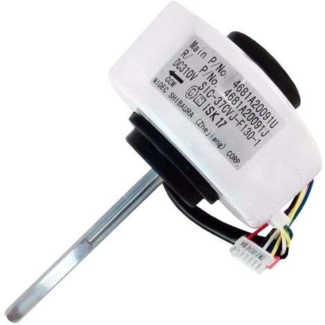 Moteur du ventilateur (299158-13130) (4681A20091J) Climatiseur 299158_3662734885178 LG