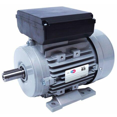 Moteur electrique 1,1 kW 1000 tr/min 220V monophasé ALMO MMP