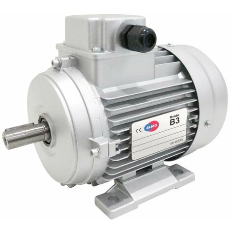 Moteur electrique 1,1 kW 3000 tr/min 230/400V triphasé ALMO MH3