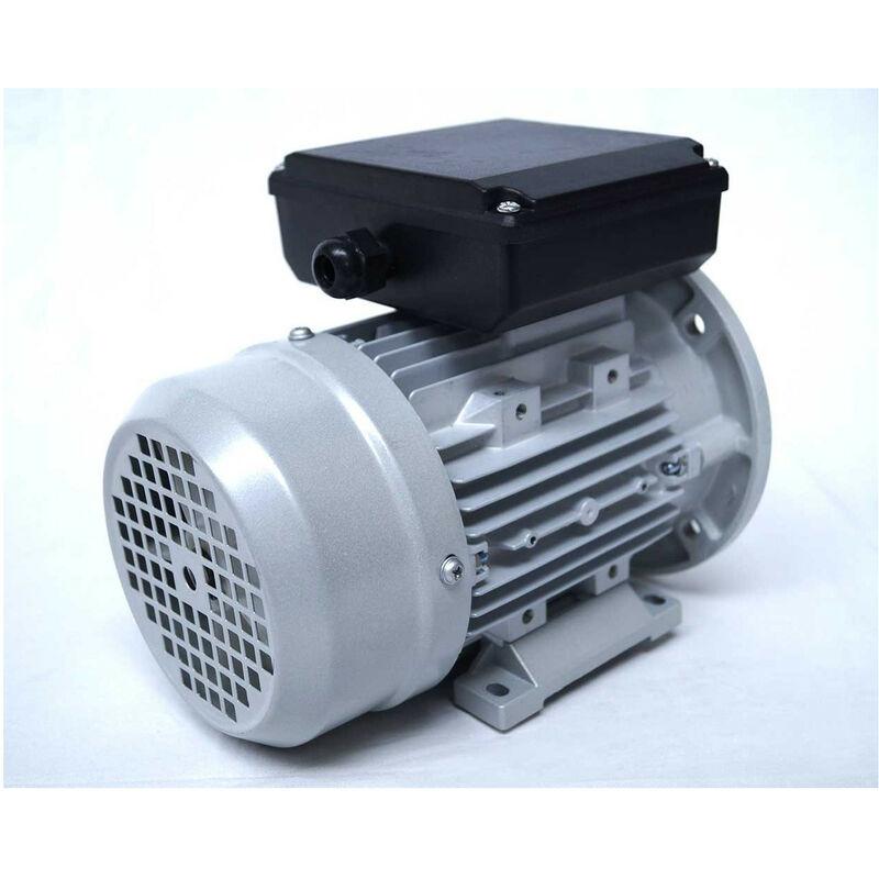 Moteur electrique 220v 0.37kW 1500 tr/min - B5