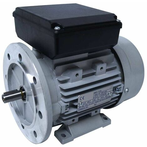 Moteur electrique 220v 0.55kW 3000 tr/min - B5