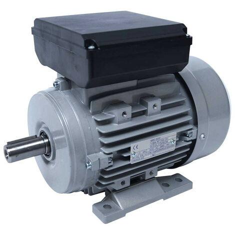 Moteur electrique 220v 1.1kW 1500 tr/min - B3