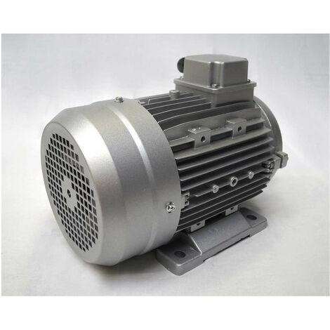 Moteur électrique triphasé 230/400V, 1.5Kw, 1000 tr/mn