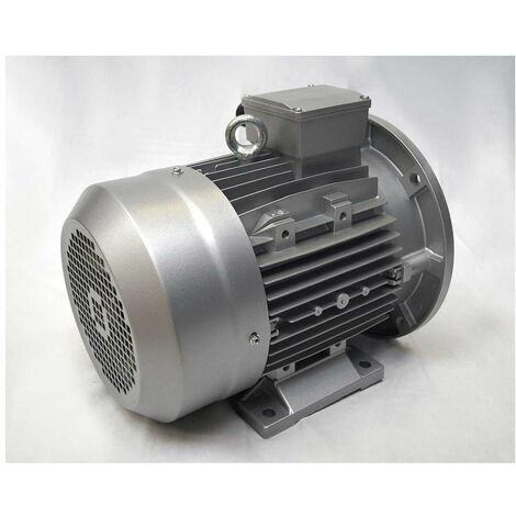 Moteur électrique triphasé 230/400V, 7.5Kw, 1000 tr/mn - B35