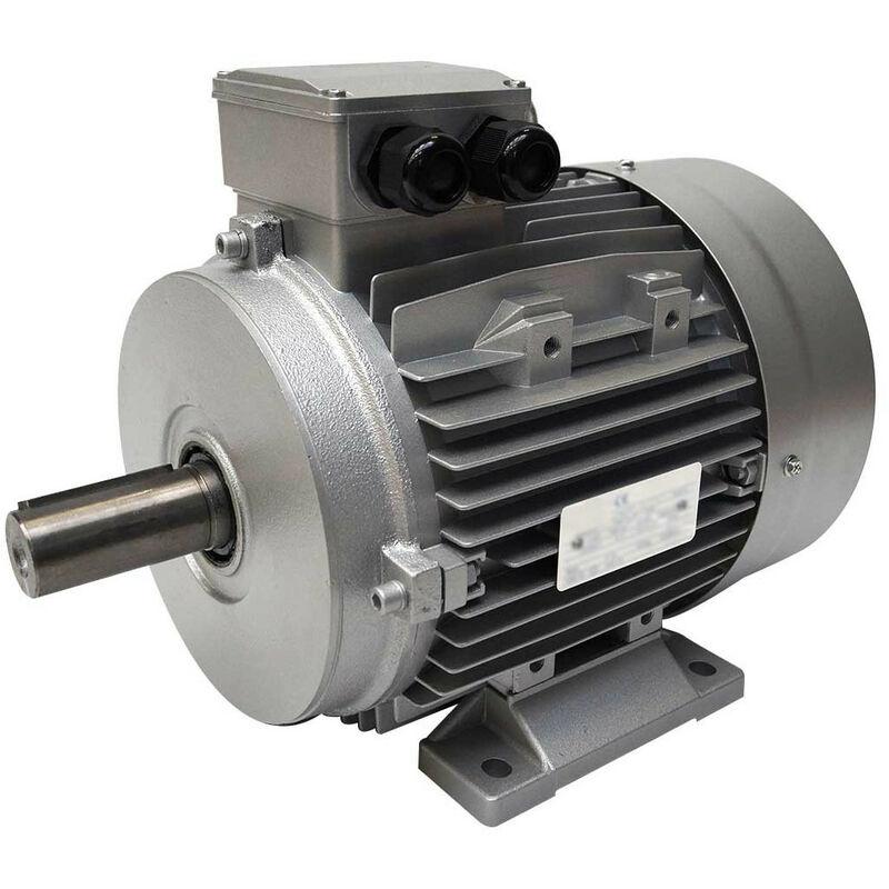 Almo - Moteur électrique triphasé 230/400V, 7.5Kw, 1500 tr/mn
