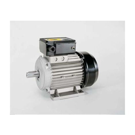 Moteur electrique 2CV 1400 tr pour machine outils