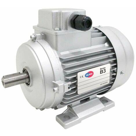 Moteur electrique 4 kW 1500 tr/min 230/400V triphasé ALMO MH3