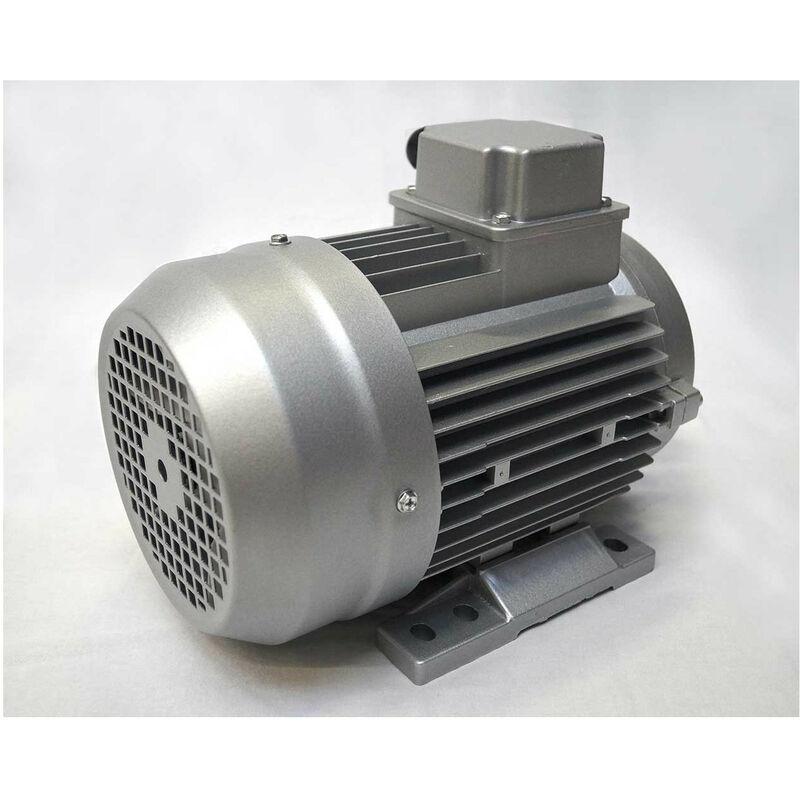 Moteur électrique triphasé 230/400V, 1.5Kw, 1500 tr/min