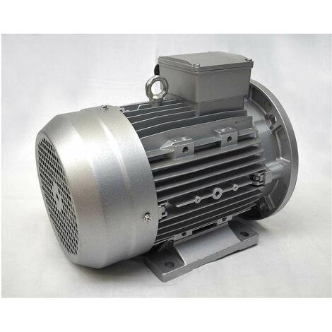 Moteur électrique triphasé 230/400V, 2.2Kw, 1000 tr/mn - B35