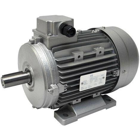Moteur électrique triphasé 230/400V, 2.2Kw, 1500 tr/min