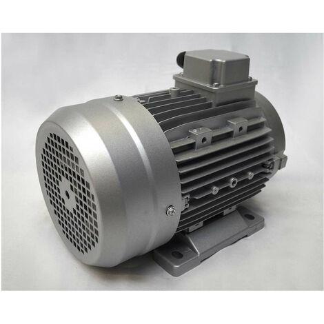 Moteur électrique triphasé 230/400V, 5.5Kw, 1000 tr/mn - B14