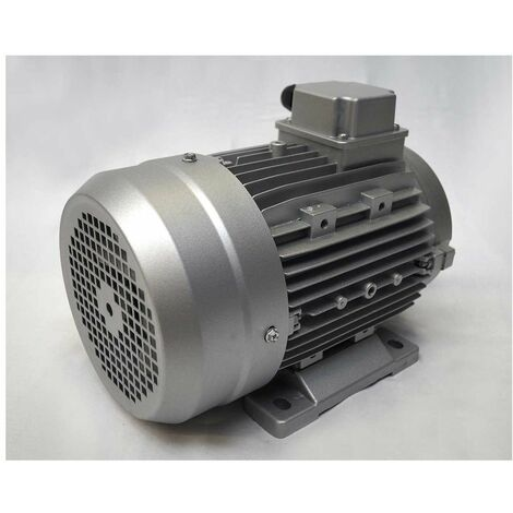 Moteur électrique triphasé 230/400V, 5.5Kw, 3000 tr/min -B14