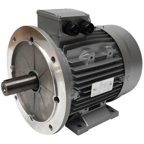 Moteur électrique triphasé 230/400V, 7.5Kw, 1500 tr/min -B35