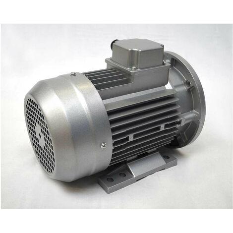 Moteur électrique triphasé 230V/400V 1.5Kw, 1500 tr/min, B35