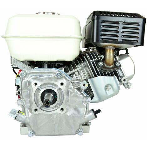Moteur Honda GX160 T1QX4 sécurité d'huile et interrupteur 19,05 x 61,5mm