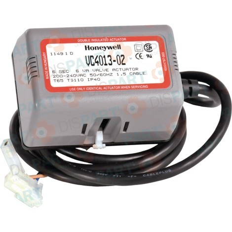 Moteur HONEYWELL VC 4013 cable Réf. 87168201160 BOSCH THERMOTECHNOLOGIE