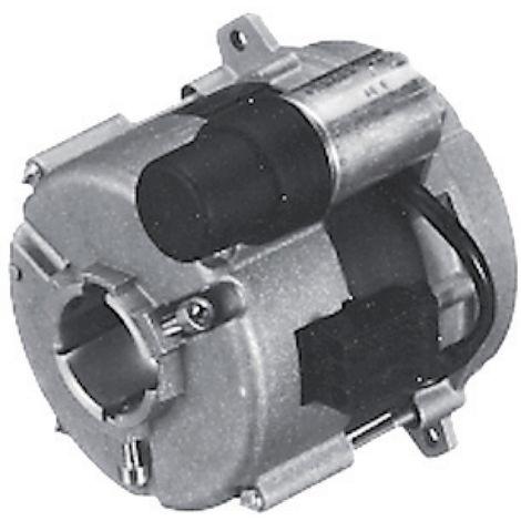 Moteur monophasé (avec condensateur et accouplement) 110W 230V type AEG C18/22/24/30 H G.1/2.