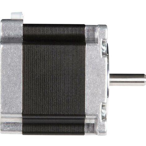 Moteur pas à pas Joy-it Nema23-02 1.2 Nm 2.5 mA Diamètre de larbre: 6.5 mm 1 pc(s)
