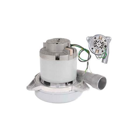 Moteur pour centrale d'aspiration HD801, Ametek lamb 122034, Cyclovac FM20341201