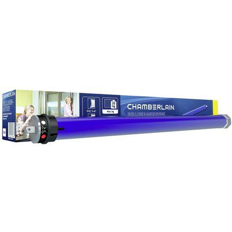 Moteur tubulaire Chamberlain RPD10-05 Force de traction (max.) 20 kg 121 W 10 Nm