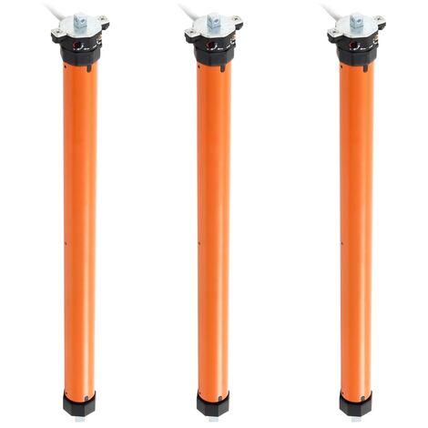 Moteurs tubulaires 3 pcs 10 Nm