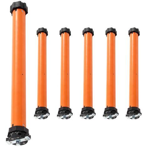 Moteurs tubulaires 6 pcs 30 Nm