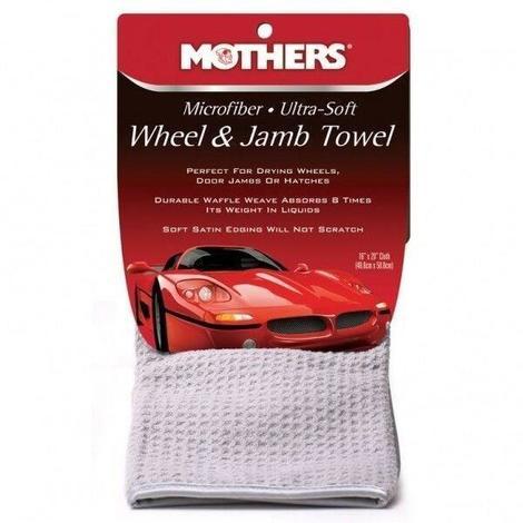 MOTHERS Chiffon de jante et passage de roues - Microfibre