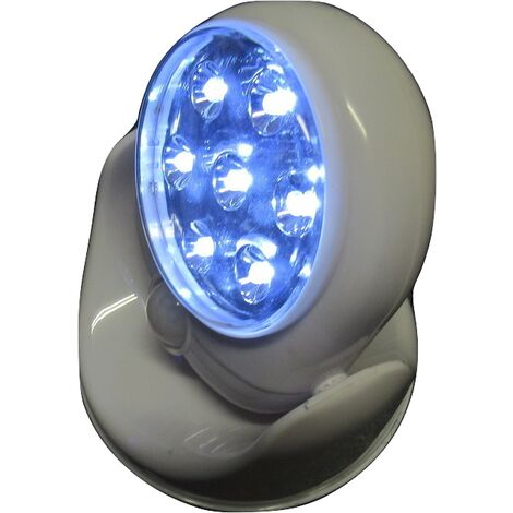 """main image of """"Motion Sensor LED Security Light for Outdoor/Indoor - Wall PIR Trip"""""""